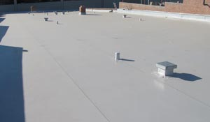 Duro-Last Flat Top Roofing